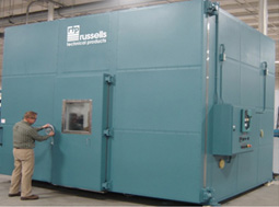 Explosion Proof Battery Test Chambers