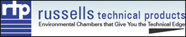 russells-technical-products-test-chambers-logo