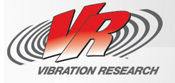 Vibration Research Controllers Shakers Logo